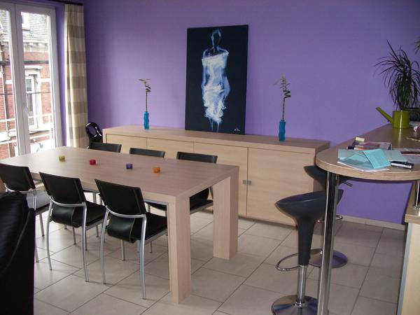 Salle à Manger - Salon